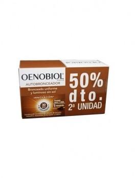 Oenobiol Duplo Autobronceador 60 Cápsulas